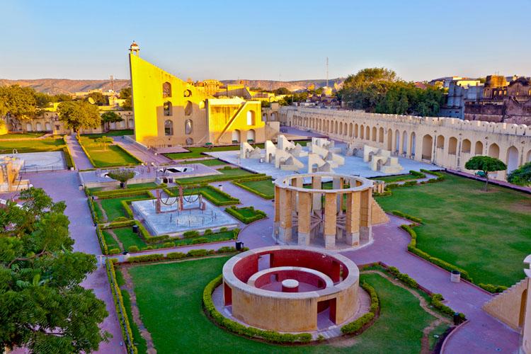Jantar Mantar Observatory -Wanderlustgary.com