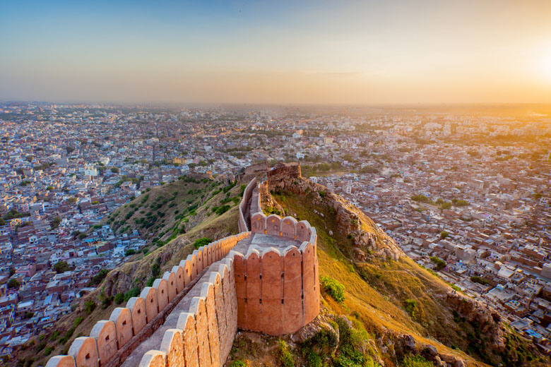Nahargarh Fort -10 best places to visit in Jaipur - Wanderlustgary.com