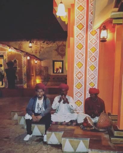 Jaipur - Chokhi Dhanni - Wanderlustgary