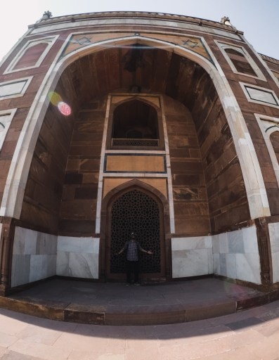 Architecture of Humayun's Tomb