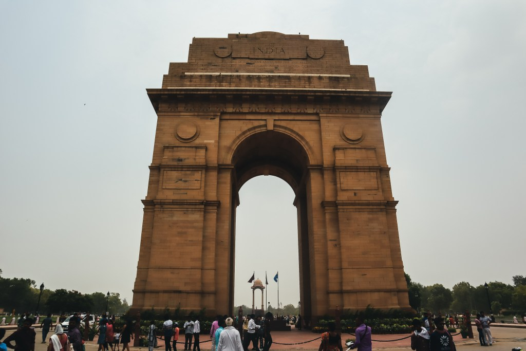India Gate - Places to Visit in Delhi