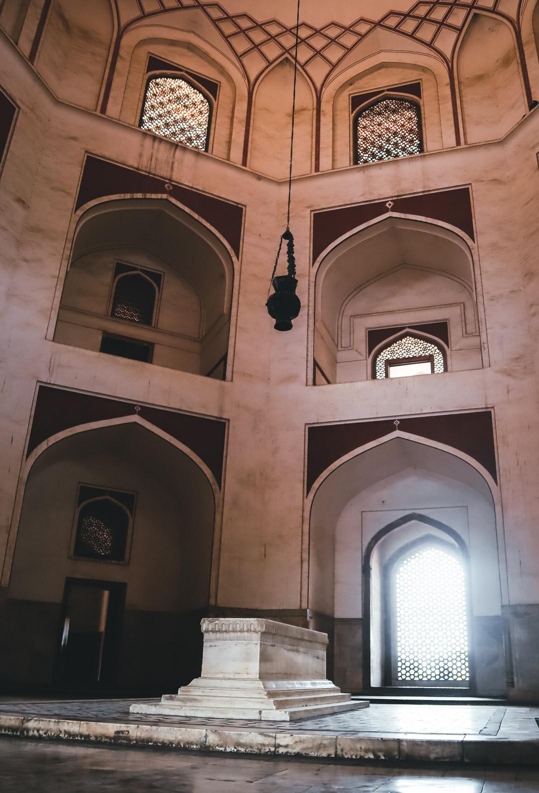 Humayun's Tomb - Wanderlustgary