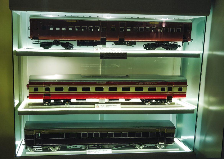 Rail Coaches