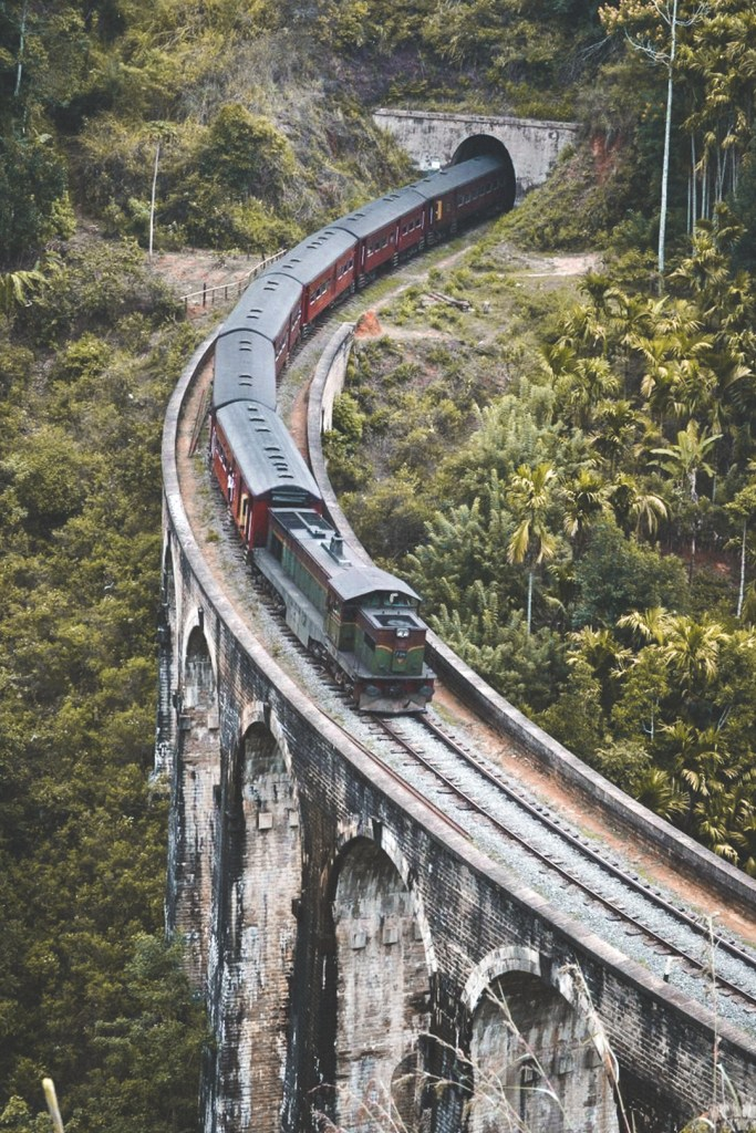 Nine Arch bridge, Ella - Sri lanka