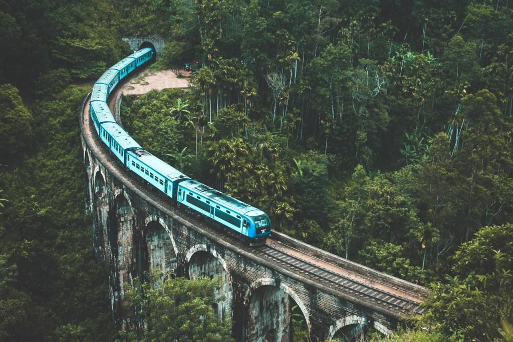 Kandy to Ella Train - Amith - Anuradha