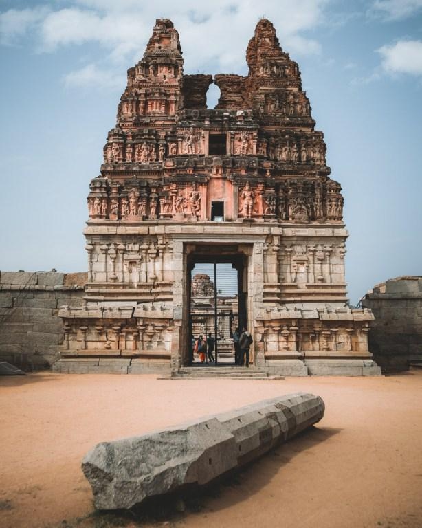Vittala Temple Hampi Karnataka