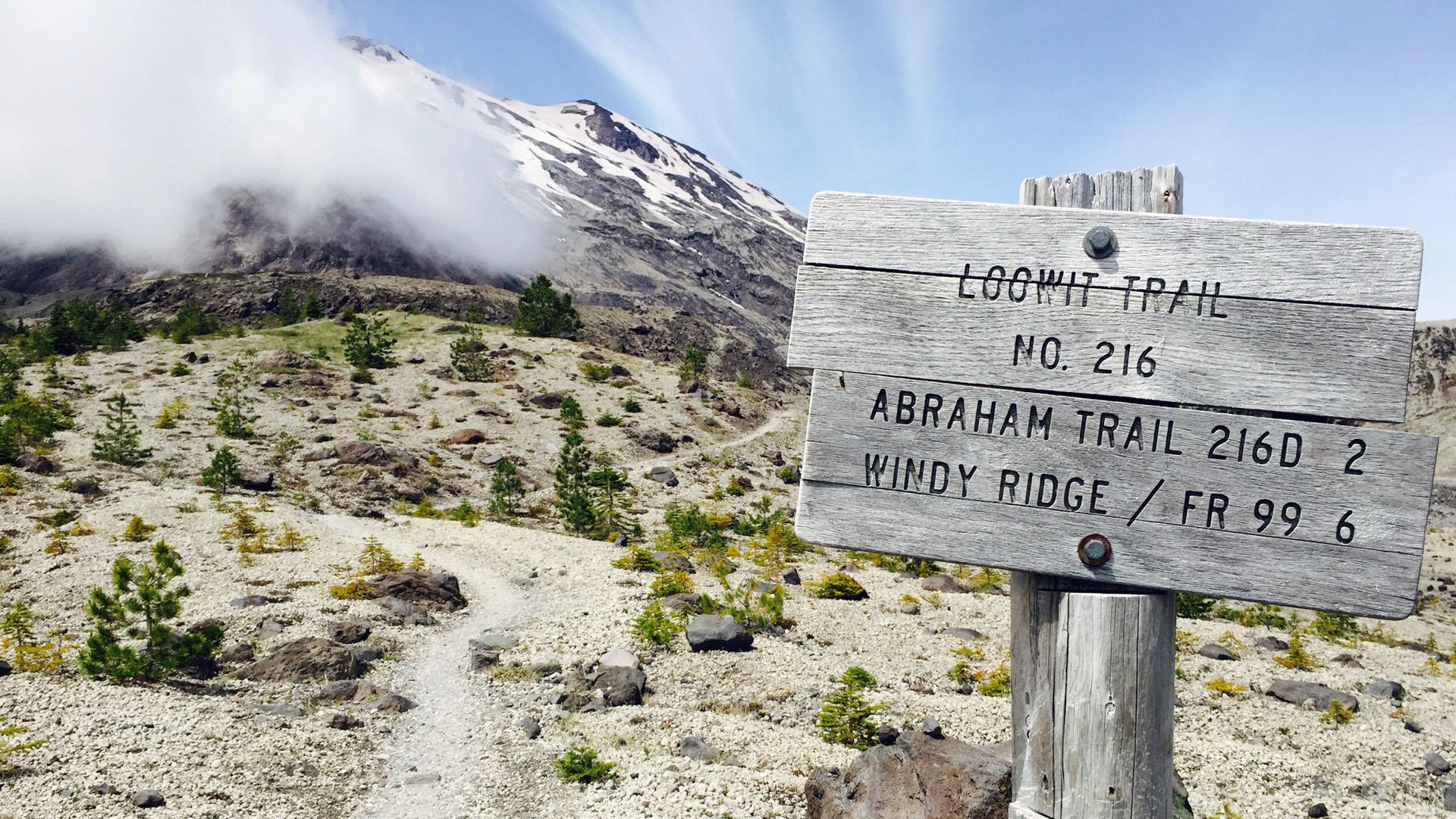 36 miles around the mountain. Go!