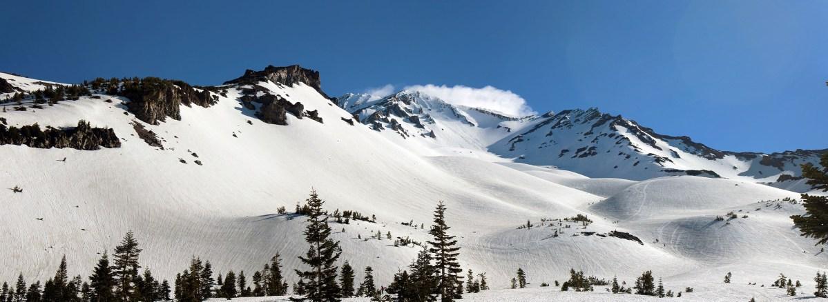 Mt. Shasta - Avalanche Gulch route - June 2017