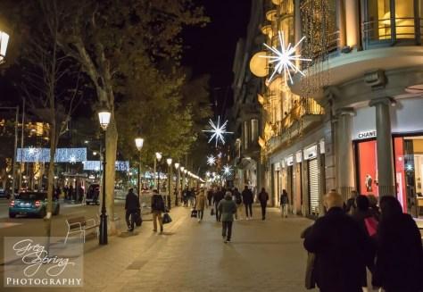barcelona-evening