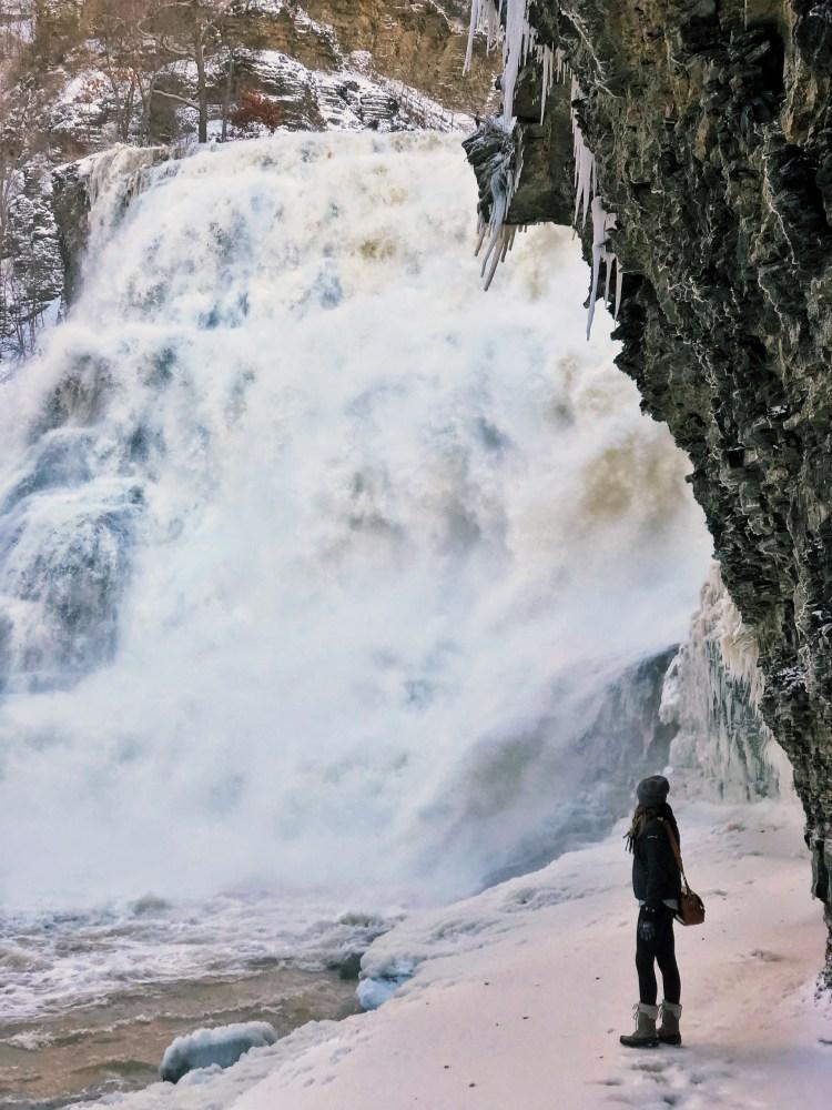 ithaca falls new york