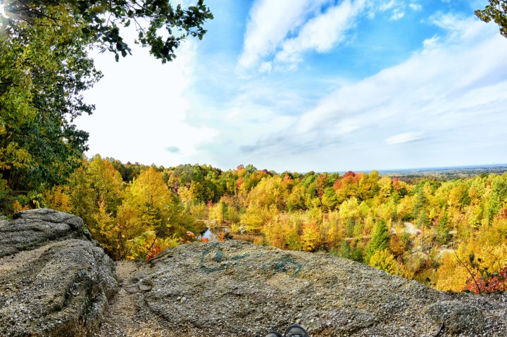 The Best Hiking East of Cleveland