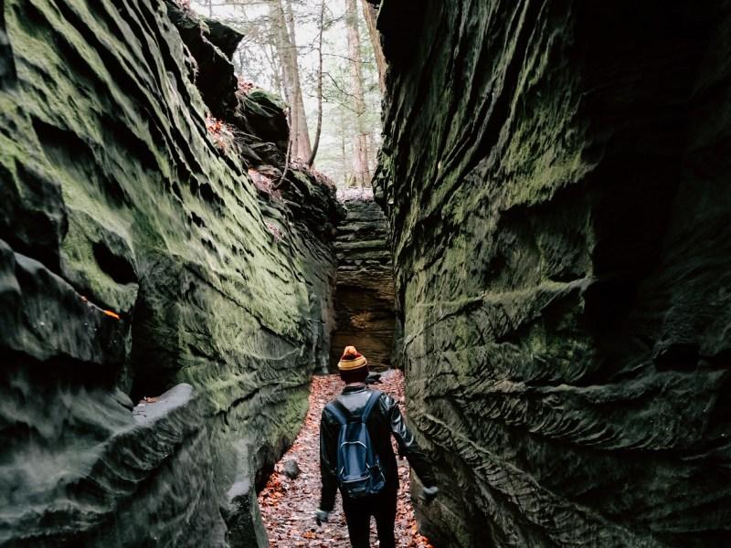 ritche ledges cuyahoga valley national park