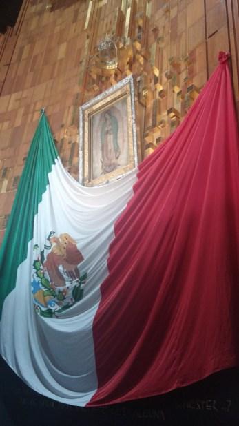 National Basilica! Via Mexico!