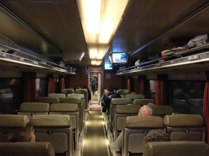 Amtrak Cascades - Vancouver to Seattle