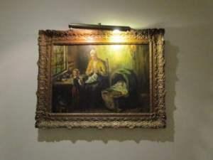 painting, tinakilly manor house