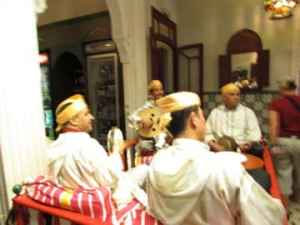 Moroccan music, Day Trip to Tangier