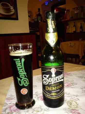Budapest drinks scam
