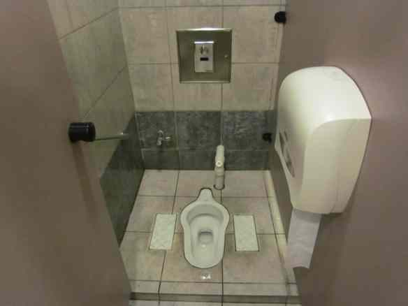Asian squat toilet, crazy Singapore photos
