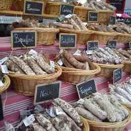 Bordeaux sausage varieties, 5 must things to Eat in Bordeaux