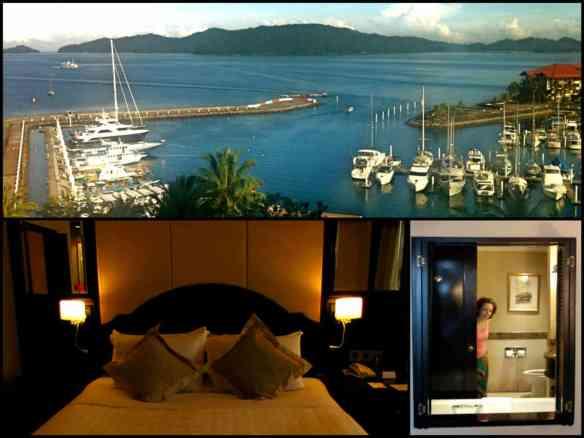 Pacific Harbour Resort - Kota Kinabula
