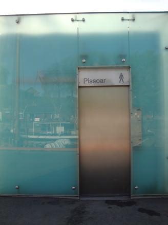 Oslo Public Toilet- Pissoar