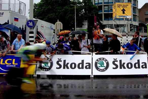 Tour de France Time Trial