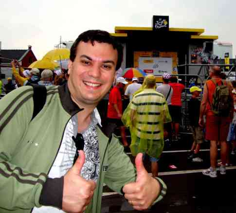 Thumbs up to attending the Tour de France, even if every single winner in history has probably cheated.