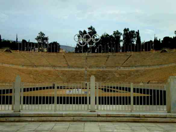 Athens Olympic Stadium, Panathenaic