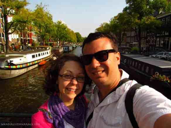 Romance in Amsterdam