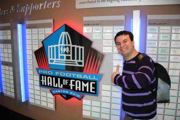 Canton, Pro Football Hall of Fame