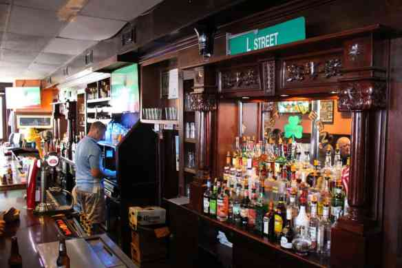 L Street Tavern, On Location Tours Boston