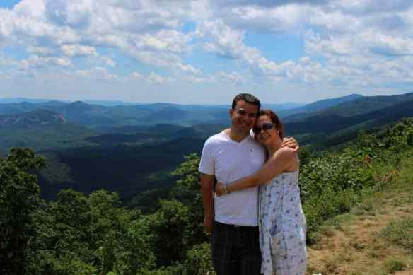 Blue Ridge Mountains Together