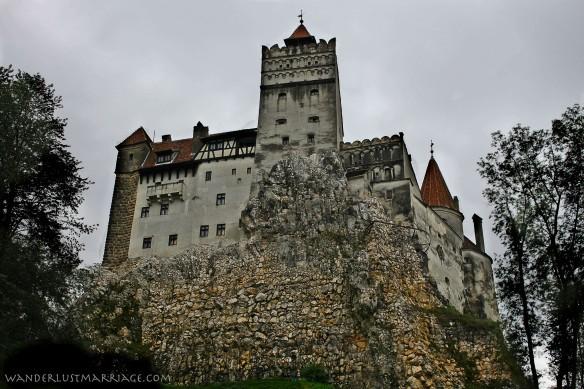 Bran Castle, Dracula Castle, Transylvania