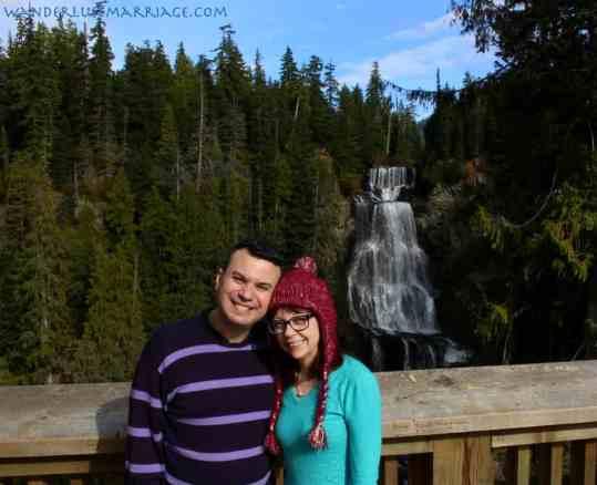 British Columbia Waterfall