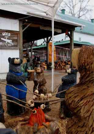 Hocking Hills Bears