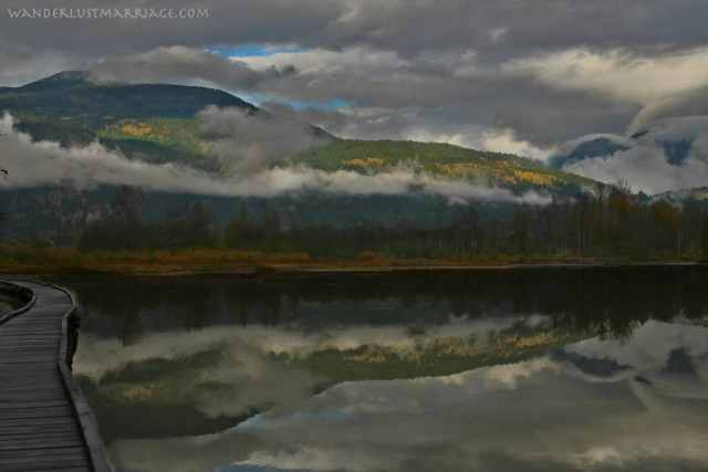 One Mile Lake British Columbia