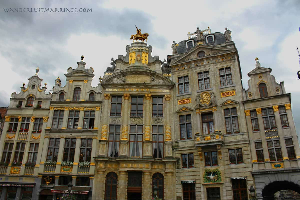 London, Brussels, Amsterdam: One Week Itinerary
