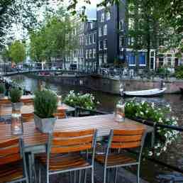unique pubs in Amsterdam