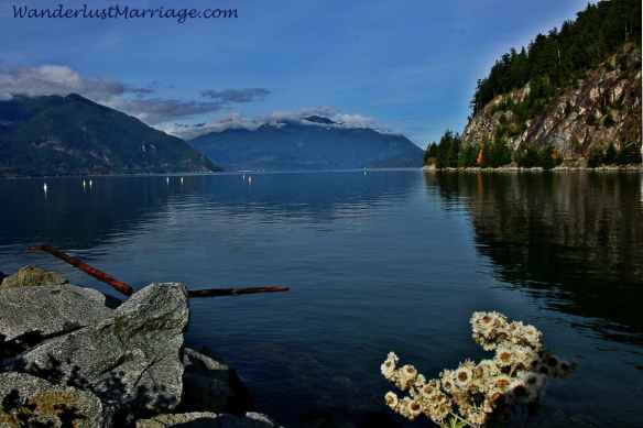 Off the BC Sea to Sky Highway