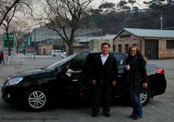 Wild Great Wall Adventure Private Driver to Great Wall of China