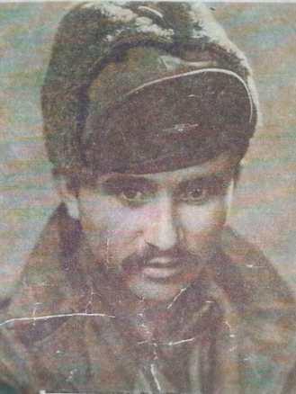 Alex D. Kallimanis, Korean War Veteran