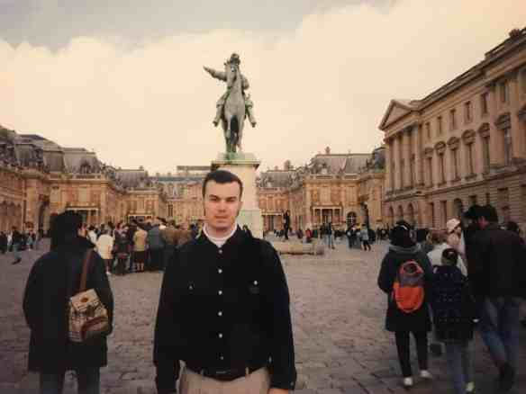 First Time in Paris 20 Years Ago
