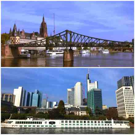 Frankfurt am Main cruise
