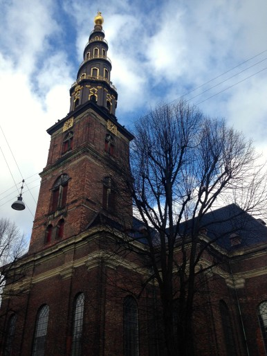 Church of Our Savior in Christianshavn