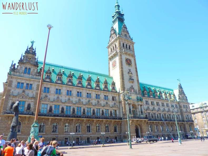 DSCN2360E - Hamburg, a segunda maior cidade da Alemanha