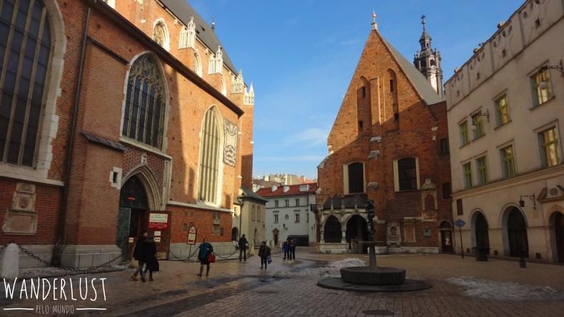 DSC03084e 1 - Uma viagem no tempo em Cracóvia