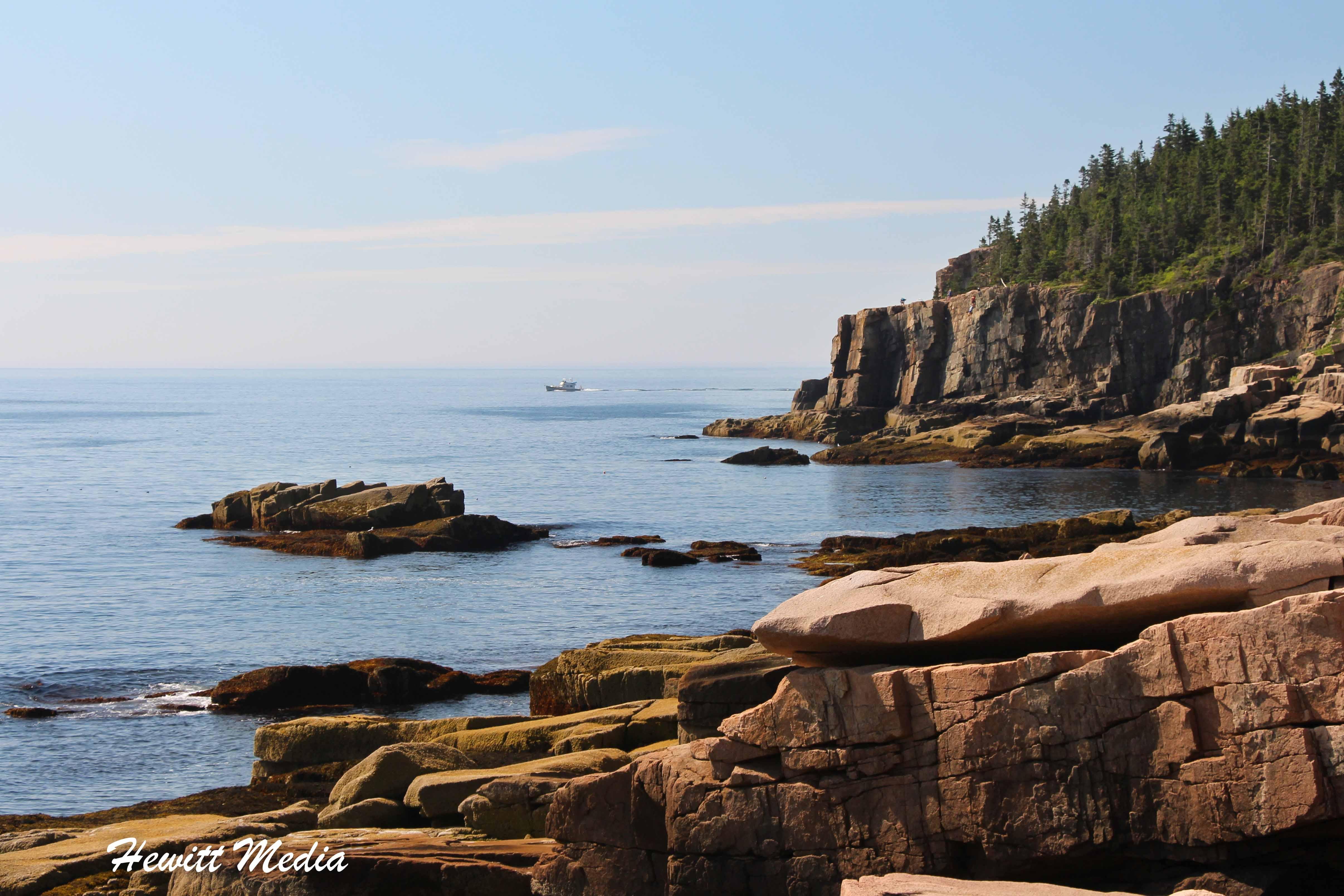 Acadia National Park Otter Cliffs
