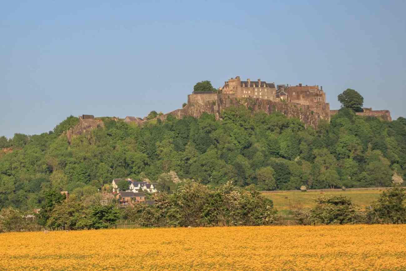 Stirling Castle-0367