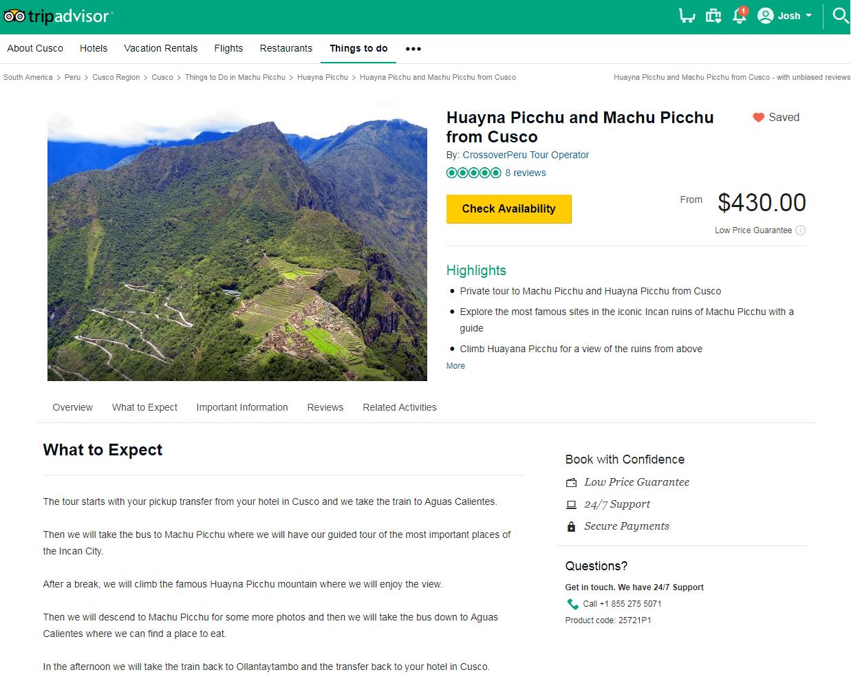 Huayna Picchu and Machu Picchu from Cusco.png