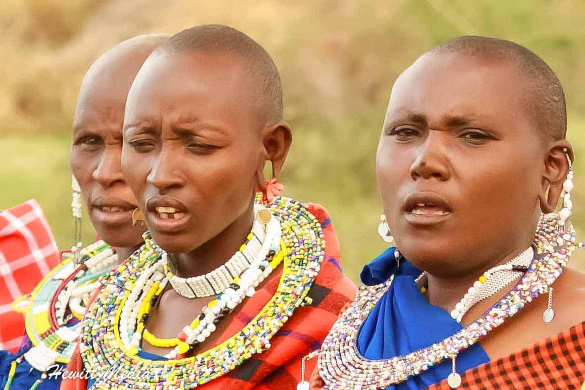 Maasaii Village-5